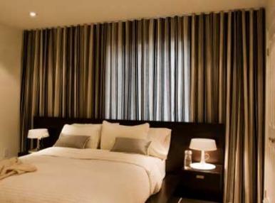 Cortinas para dormitorios cortinas y persianas - Modelos de cortinas para habitaciones ...
