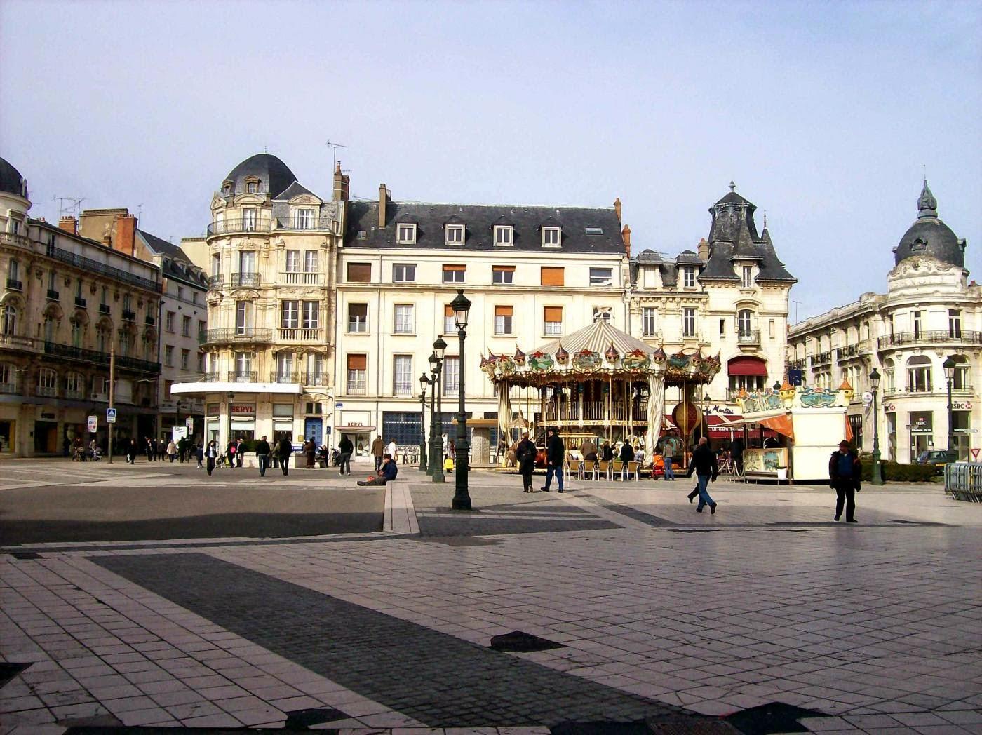 تعرف على مدينة أورليانز الفرنسية
