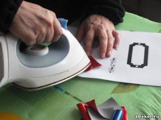 Как сделать тиснение бумаги в домашних условиях