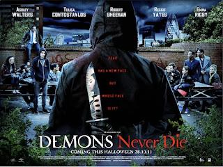 A démonok sosem halnak meg online (2011)