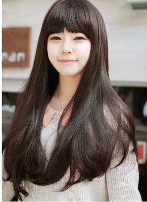 latest korean girls hairstyleKorean Girl Hairstyle 2013