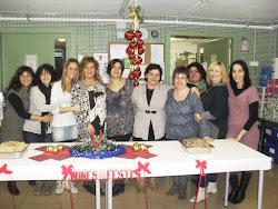 L'equip de menjador us desitja un bon Nadal i un feliç i pròsper any nou 2013.
