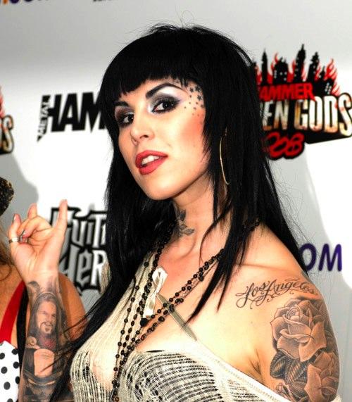 kat von d tattoos. Kat Von D tattoo