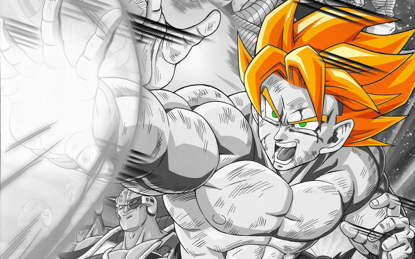 Dragon Ball HD & Widescreen Wallpaper 0.358626787489187