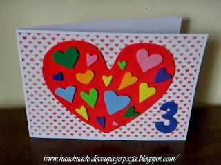 Kartka na urodziny dla dziecka