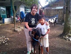 Kunjungan ke Peternakan Domba & Kalkun tgl 13 Juli 2013