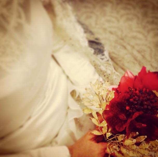 Misha Omar Sah Bergelar Isteri Kepada Firos Ezzwan