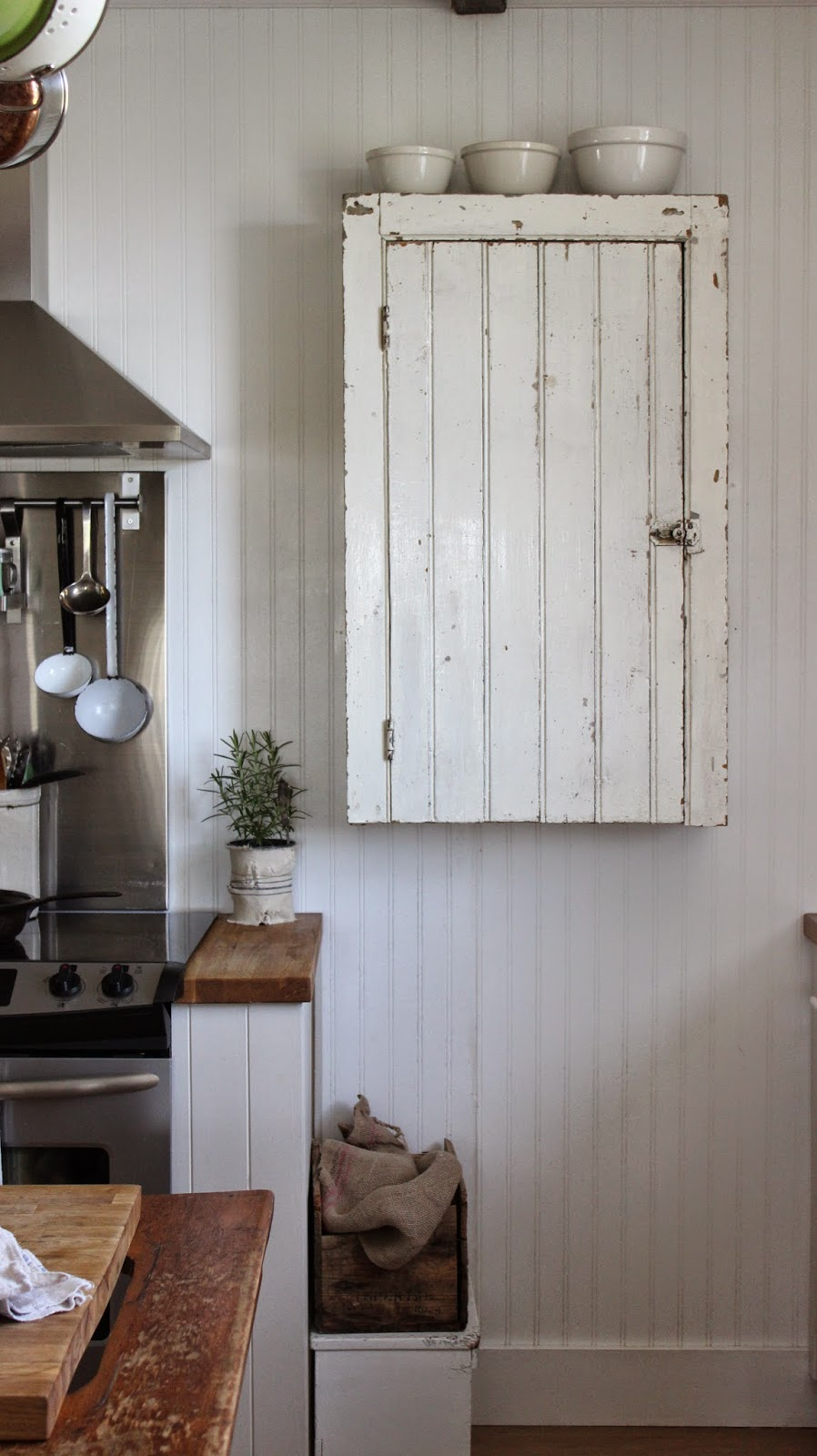 rustic farmhouse my wall cupboard finally up for mothers day. Black Bedroom Furniture Sets. Home Design Ideas