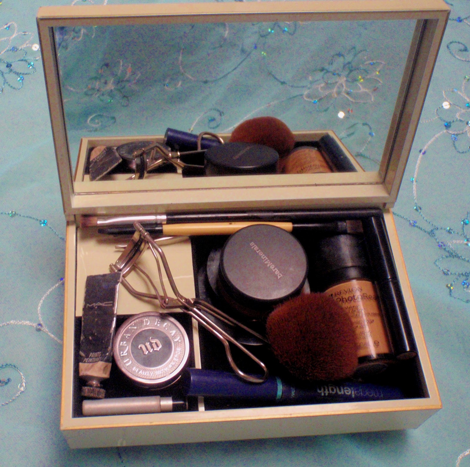 jewelry box for makeup