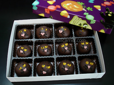 Black Cat Truffles
