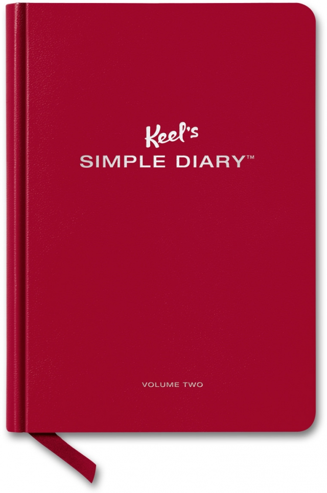 Simple Book Cover : Three beautiful things journalling and blank page fright