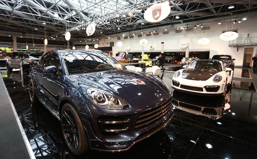 マニアックなカスタム仕様やコンプリートカーが出展されたモナコの自動車イベント「トップ・マルケス・モナコ(Top Marques Monaco)」