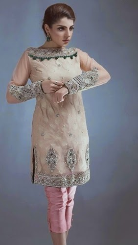 Teena by Hina Butt Eid Collection 2014