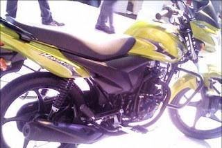 Suzuki Hayate Bike
