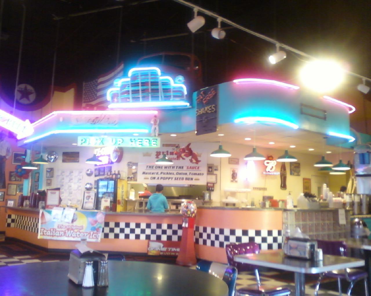 That One Restaurant  Princes Hometown Burger