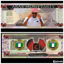 Chaperon presents: ARAB MONI PARTY ABUJA