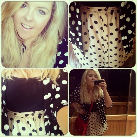Fashion Fix: Polka Dots!