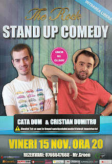 stand-up comedy slatina 2013