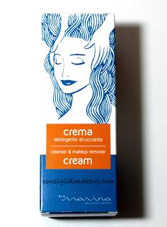 Review: Crema Detergente Struccante - Bio Marina