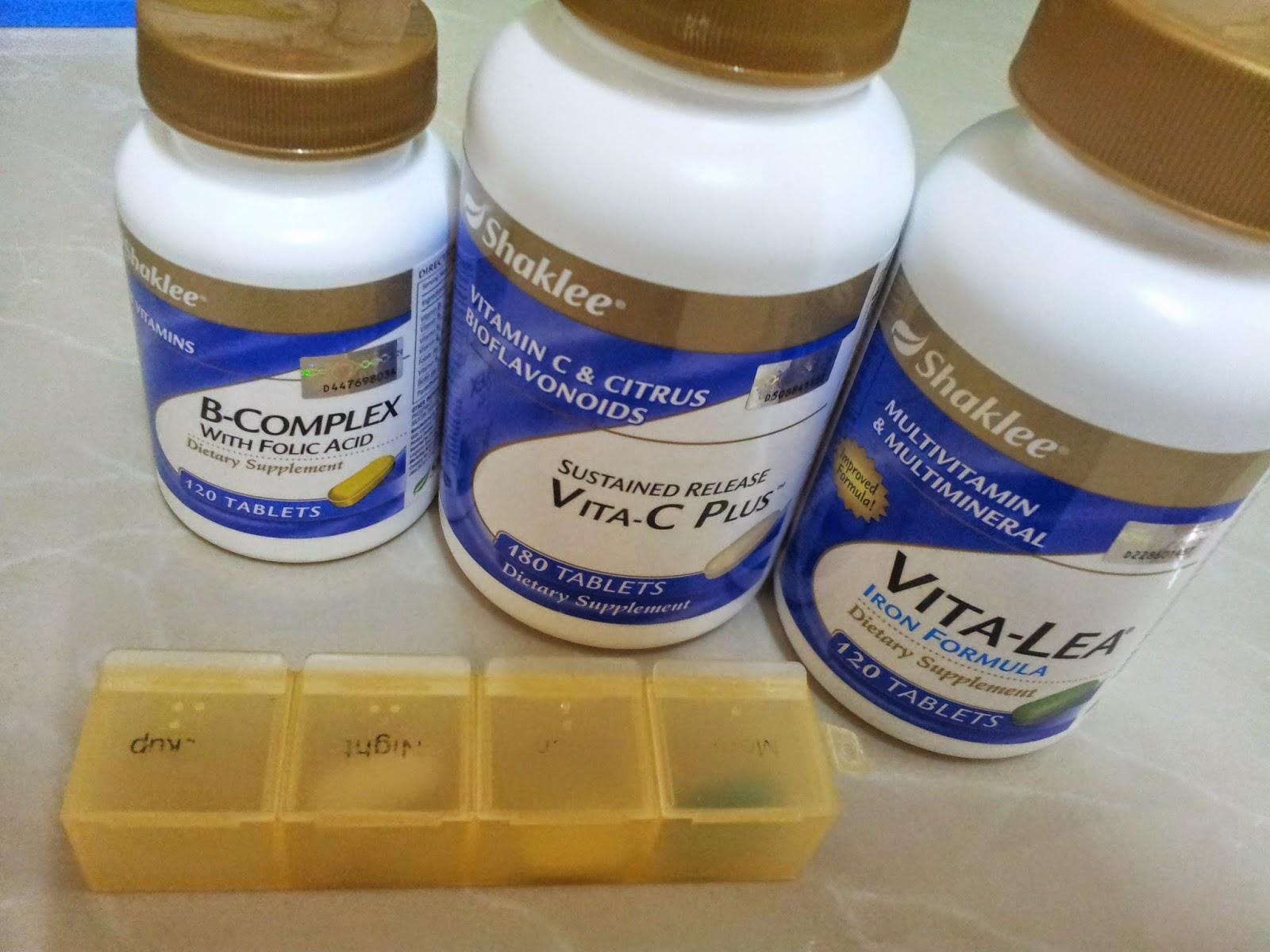 Vitamin Semulajadi