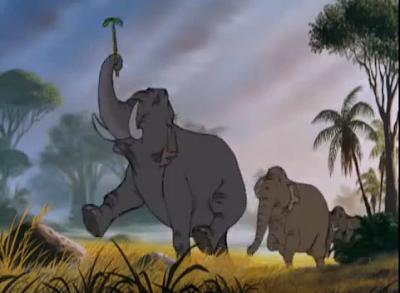 A marcha dos elefantes
