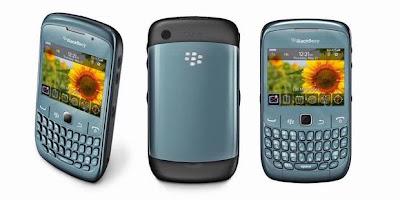 Blackberry Davis atau BB Curve 9220 Terbaru 2013