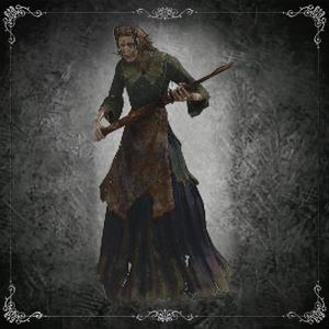 Hemwick Grave Woman (Pole Iron)