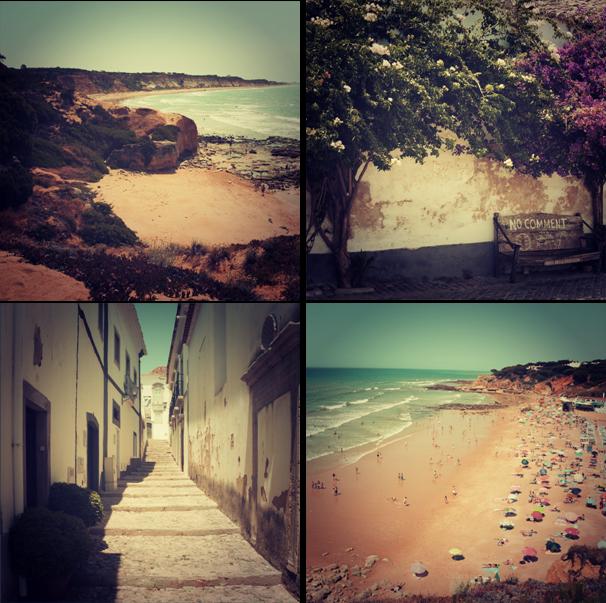 séjour en Algarve Portugal