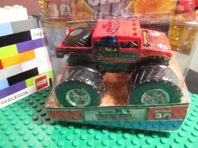Hot Wheels Monster Jam Western Renegade Diecast 30th Grave Digger