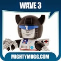 Transformers Mighty Muggs Wave 3