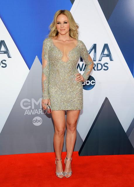 Singer @ Jewel Kilcher - 49th Annual CMA Awards in Nashville