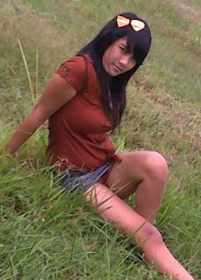 bb-kaskus.blogspot.com - Gadis desa paling HOT yang berpose di sawah