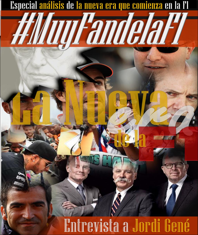 REVISTA MUYFANDELAF1 Nº3