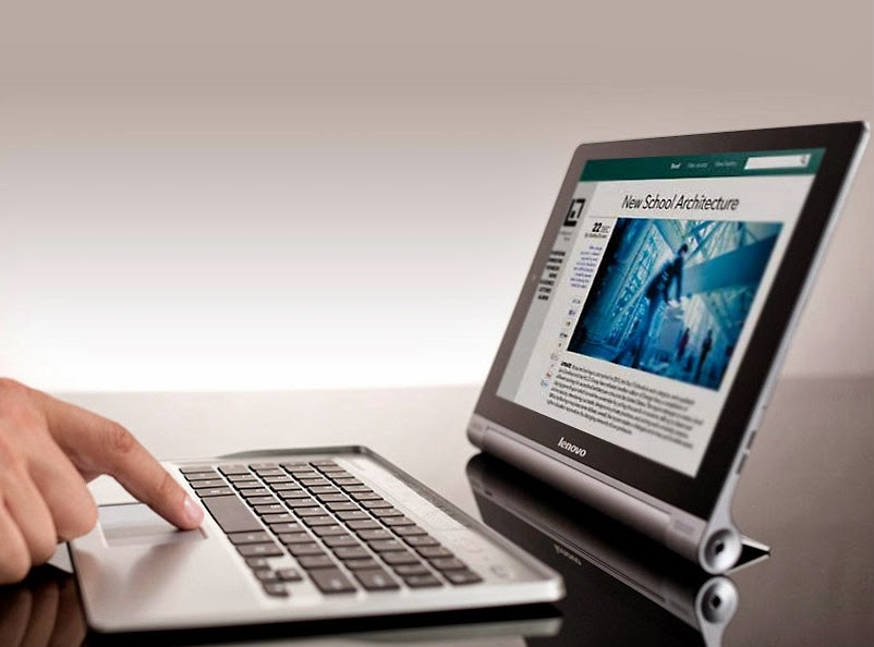 Планшет Lenovo Yoga Tablet 10 HD+