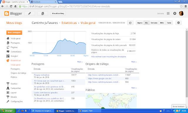 Blog Cantinho JuTavares