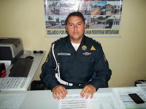 Capitão Alexandre, Subcomandante da CPRv.