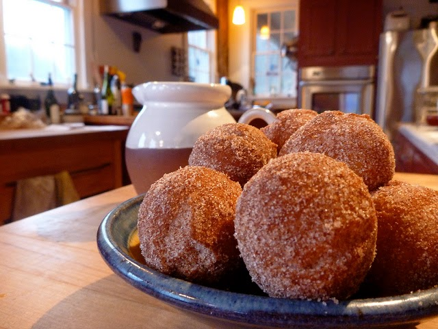Street food cuisine du monde recette de beignets donuts - Cuisine juive sefarade ...