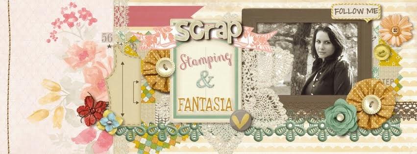 scrap stamping e fantasia