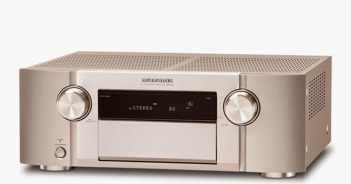 Marantz sr5005 av receiver audiobaza for Marantz or yamaha