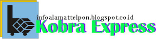 alamat ekspedisi kobra express