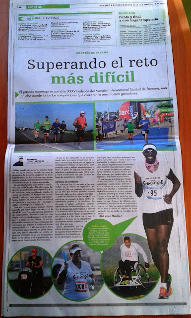Terminar primer maraton