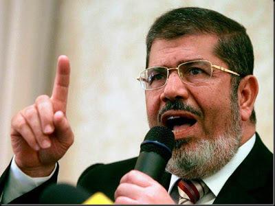Mursi: Mesir Tidak Akan Tinggalkan Gaza Sendirian.
