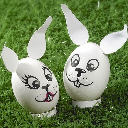 Huevos de pascua decorados vol 1 17 fotos imagenes y - Huevos decorados de pascua ...