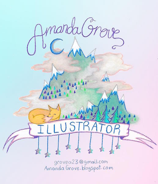 Amanda Grove Illustration