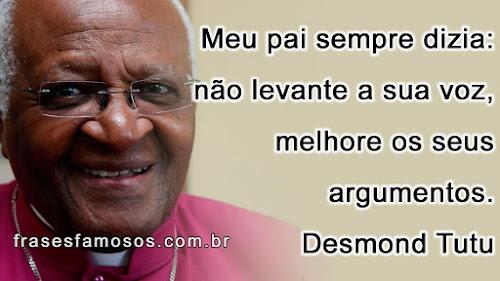Frases Desmond Tutu