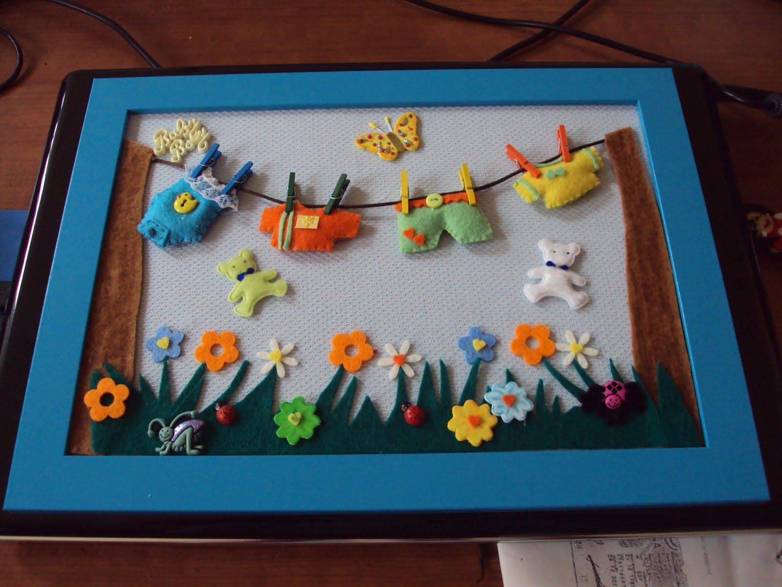 El ba l de viky cuadros infantiles personalizados - Cuadros para ninos personalizados ...