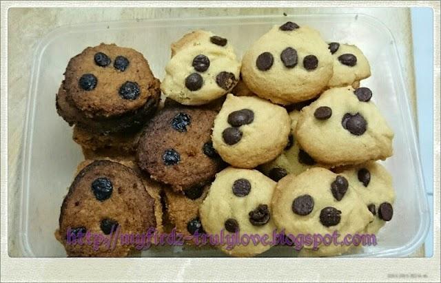 Resepi: Butter Cookies Mudah, Rangup dan Sedap!