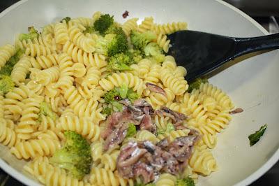 ricetta pasta con i broccoli
