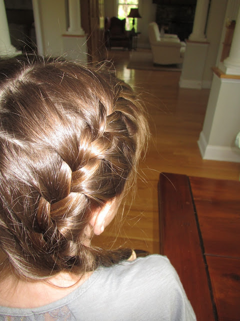 The Natty Dad Back To School Hairstyle For Girls