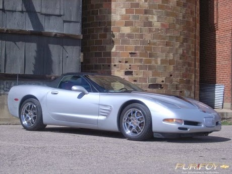 Pre-owned Corvette From Purifoy Chevrolet